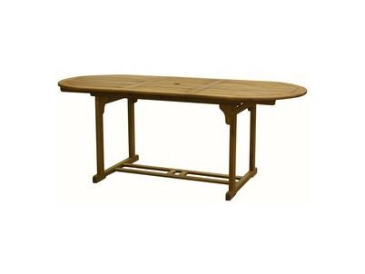 FDZN 4004-T Stôl 200/150x90cm FIELDMANN