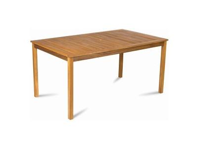FDZN 4002-T Drevený stôl FIELDMANN