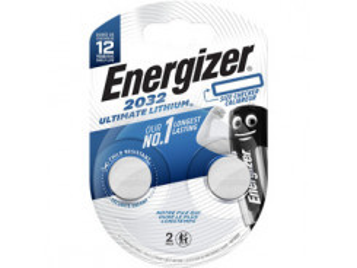 CR2032 FSB2 performance ENERGIZER