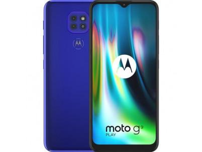 MOTOROLA Moto G9 Play 4GB/64GB, Blue