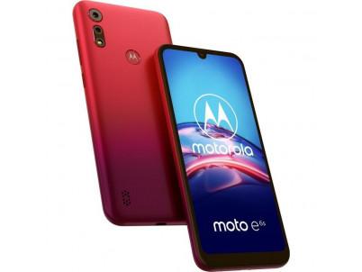 MOTOROLA Moto E6s Plus, 4GB/64GB, Sunrise Red