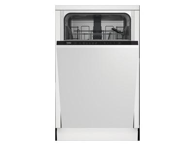 DIS35023 vstavaná umývačka 45 cm BEKO