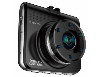 MANTA DVR301H, Kamera do auta HD