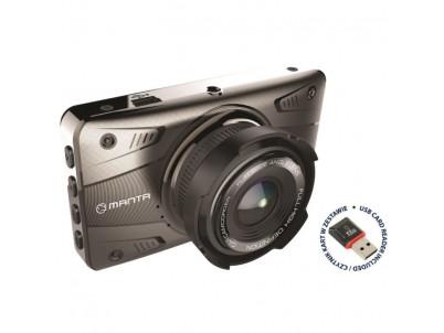 MANTA DVR501F, Kamera do auta FHD