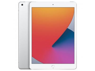 """APPLE iPad 10,2"""" (2020) 32GB WiFi+Cell Sil"""