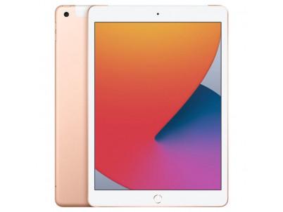"APPLE iPad 10,2"" (2020) 32GB WiFi+Cell Gld"