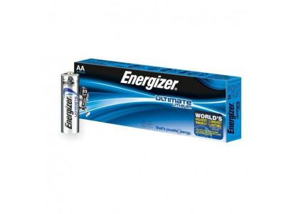 ENERGIZER Ultimate Lithium, Batérie, AA, LR6, 10ks