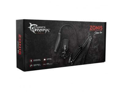 SBOX DSM-01 ZONIS, Kondenzátorový mikrofón