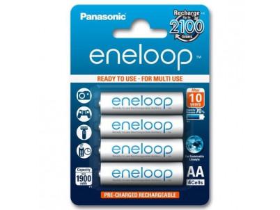 PANASONIC Eneloop, Batérie, BK-3MCCE, AA, 4ks