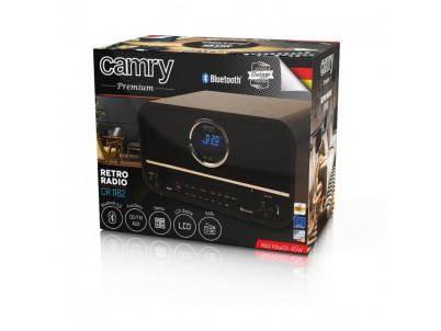 CAMRY CR 1182, FM Rádio v RETRO štýle s Bluetooth
