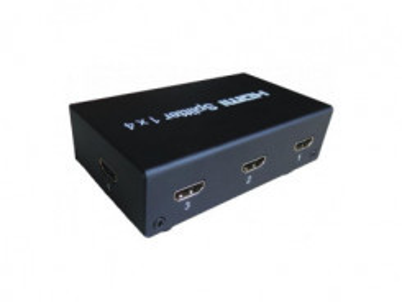 SBOX 4-Portový HDMI splitter HDMI-1.4 4