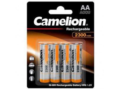 CAMELION Batérie nabíjateľné AA 4ks NI-MH 2300mAh