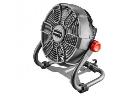 GRAPHITE ENERGY+ 18V, Akumulátorový ventilátor