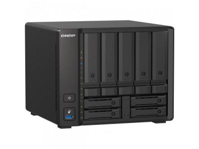 QNAP NAS Server TS-h973AX-32G 9xHDD 32GB
