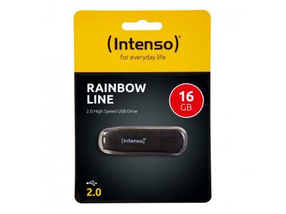 INTENSO - 16GB Rainbow Line 3502470