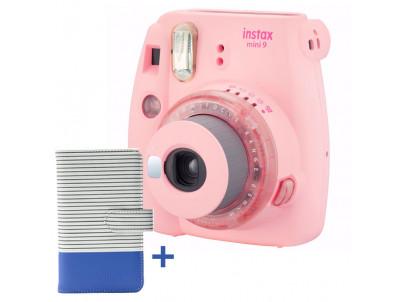 Fujifilm Instax MINI 9 CLEAR PINK