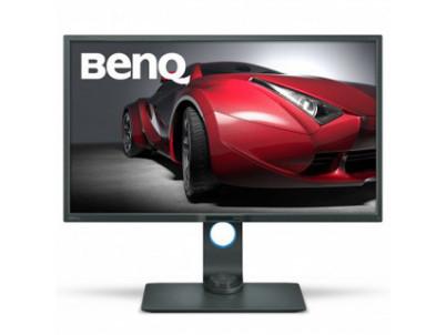 """BENQ LED PD3200U, LED Monitor 32"""" Grey"""