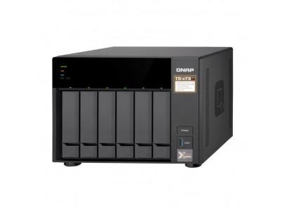 QNAP TS-673A-8G, NAS Server 6xHDD 8GB