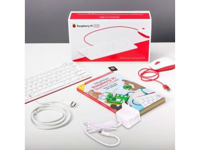 PC Raspberry Pi 400 4GB/WiFi/BT/1000Mbps EU KIT