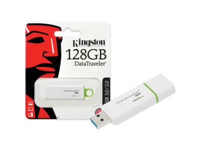 KINGSTON -- DataTraveler G4 128GB