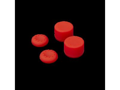 WHITE SHARK PS5-817 WHEEZER, Tlačidlá pre PS5, red