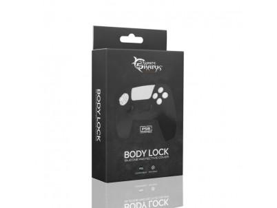 WHITE SHARK PS5-541 BODY LOCK, Obal na PS5 blk