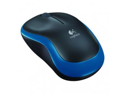 LOGITECH Wireless Mouse M185 Blue