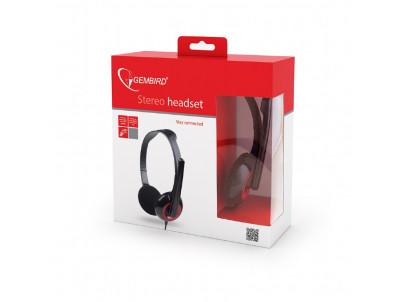GEMBIRD MHS-002, Stereo Headset