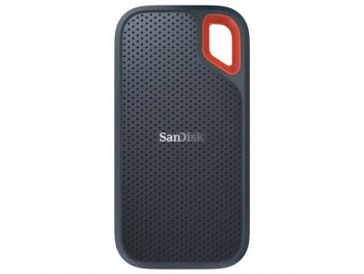 SANDISK Extreme Portable V2 SSD 2TB, Externý disk
