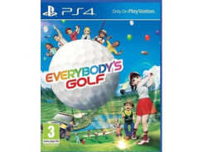 Everybody's Golf 7 hra PS4