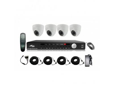 SECRON kamerový set - AHDOV21D-UE20