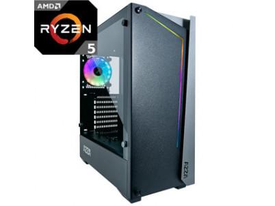 FUZE APOLLO Gaming R5-5600X/32/500/RTX3070/W10