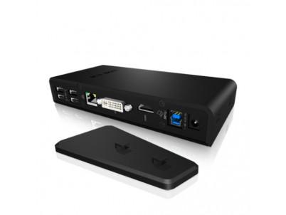 RAIDSONIC ICY BOX - USB 3.0 Dock Station pre NB