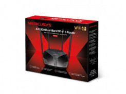 MERCUSYS MR70X, AX1800 Wireless Dual Band Router