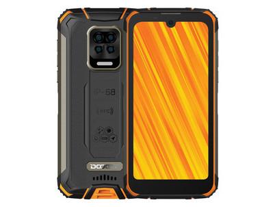 S59 PRO 5,71'' 4/128GB Orange DOOGEE