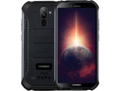S40 PRO 5,45'' 4/64GB Black DOOGEE