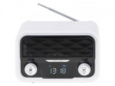 ADLER AD 1185, FM Rádio s Bluetooth