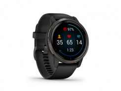 GARMIN VENU 2, Smart hodinky, Slate/Black