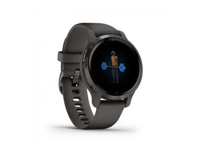 GARMIN VENU 2S, Smart hodinky, Slate/Graphite