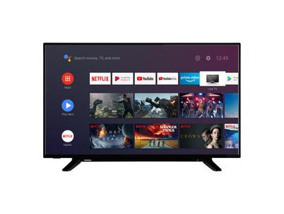 43LA2063DG ANDROID SMART TV TOSHIBA