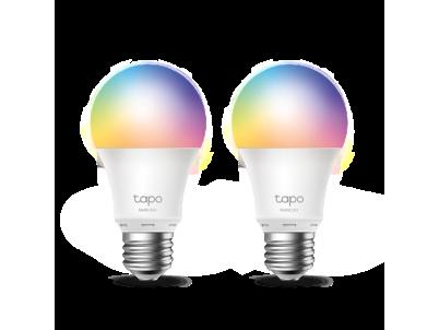 TP-link TAPO L530E, SMART Led žiarovka, E27 2ks