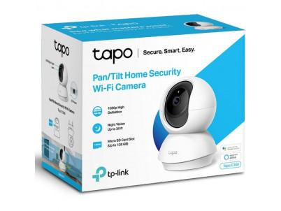 TP-link Tapo C210, Pan/Tilt Home Security kamera