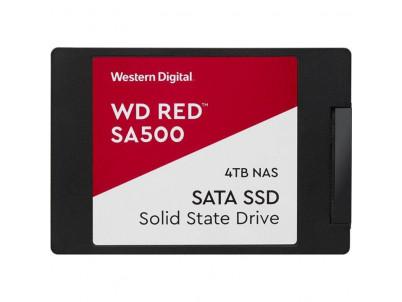 WD Red SA500, Int. Disk SSD 1TB/SATA3