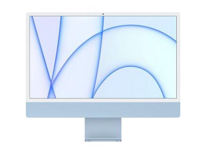 "APPLE iMac (2021) 23,5"" 4.5K M1 7GPU/8/256/Int/Blu"