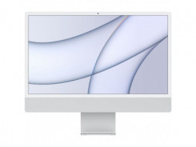 """APPLE iMac (2021) 23,5"""" 4.5K M1 8GPU/8/256/Int/Sil"""