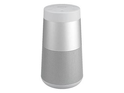 SoundLink REVOLVE 2 strieborny BOSE