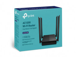 TP-Link Archer C64, AC1200 Dual-Band Wi-Fi Router