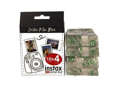 Film pre fotoaparát INSTAX MINI (4x10listov/bal)