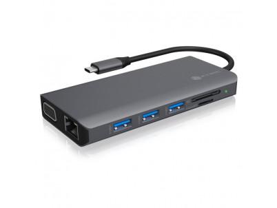 RAIDSONIC ICY BOX IB-DK4070-CPD, Dokovacia stanica