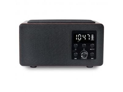 MANTA RDI910WC, RETRO FM/AM Rádio s Qi Nabíjaním